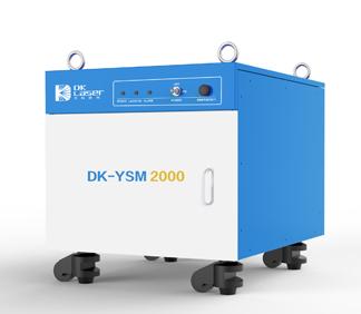 DK-YSM 2000W  Single Mode CW Fiber Laser