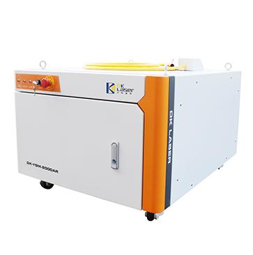 DK-YSM 1000-3000AR单模抗高反连续光纤激光器